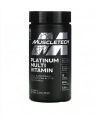 Platinum, мультивитамины, 90 таблеток